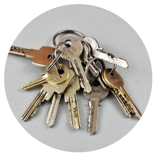 Industries keychain icon